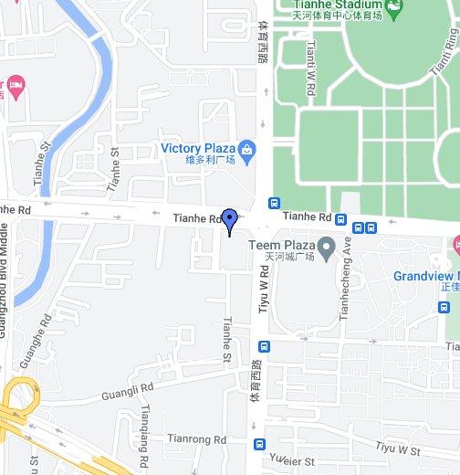Guangzhou Ems China Map.Guangzhou Google My Maps