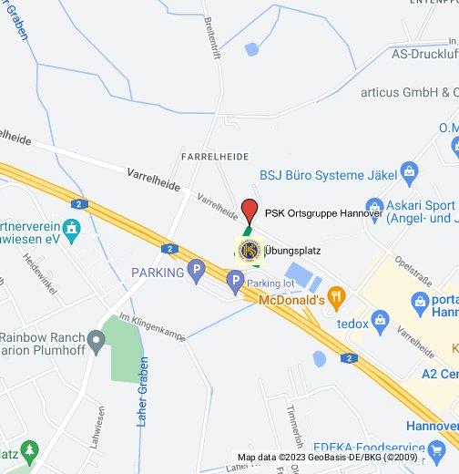 psk og hannover bungsplatz varrelheide google my maps. Black Bedroom Furniture Sets. Home Design Ideas