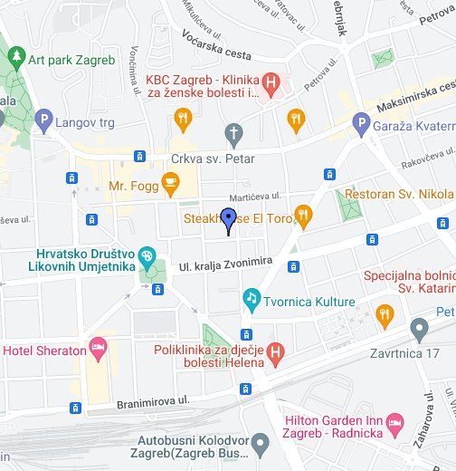 Lator D O O Lokacija Google My Maps