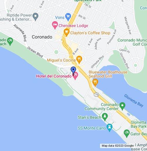 Coronado Island, CA - Google My Maps on coronado cays map, catalina island map, fiesta beach map, coronado street map, california map, coronado mall map, coronado bridge map, newport pier map, san diego map, la jolla map, islands of loreto map, coronado shores towers map, coronado ferry landing map, belmont shores long beach map, mission beach map, north island ca map, coronado resort map, mexico map, coronado beach map, coronado hotel map,