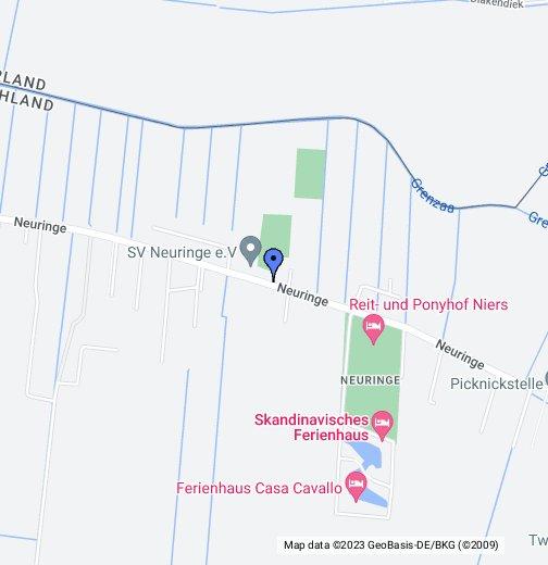 Skandinavisches haus am see  SV Neuringe - Sportplatz