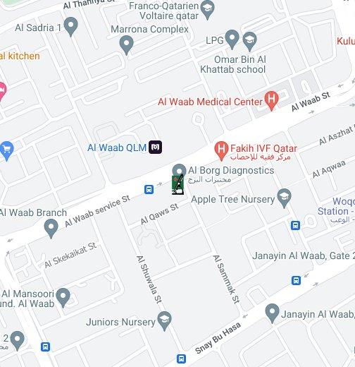 Al Borg Medical Laboratories (Qatar) - Google My Maps