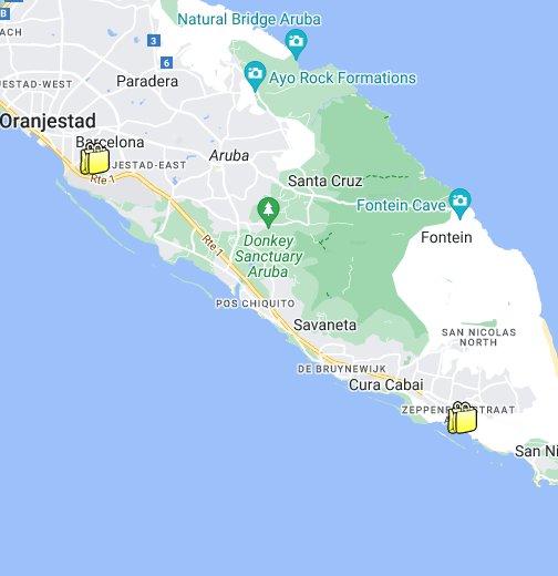 Laura\'s Beauty Supplies Aruba - Google My Maps
