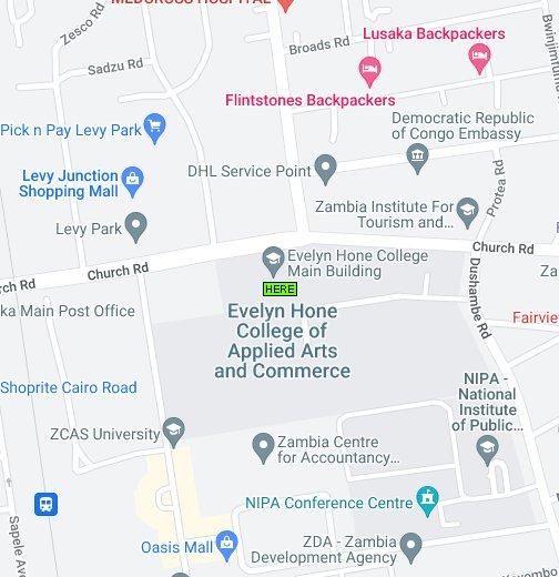 Lusaka Zambia Map.Lusaka Zambia Google My Maps