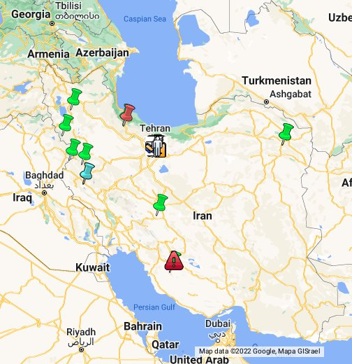 mapa dubai google maps 1Esfand Tehran Protest Locations   Google My Maps mapa dubai google maps
