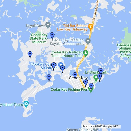 Vacation in Cedar Key, FL - Google My Maps on