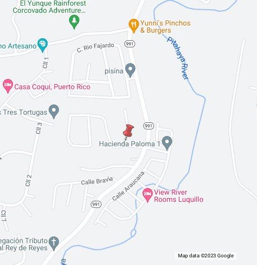 Puerto Rico - Maps puerto rico