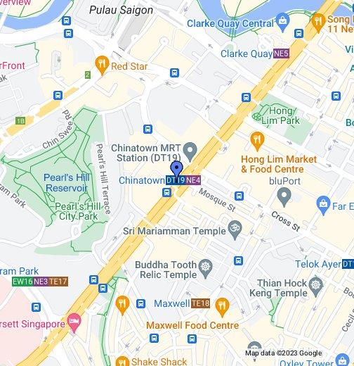 Chinatown - Singapore - Google My Maps on southeast asia, brazil map, africa map, kuala lumpur, united states map, japan map, southeast pacific map, europe map, cyprus map, philippines map, chongqing map, singapore airlines, british columbia map, vatican map, singapore dollar, slovenia map, senegal map, mrt map, oceania map, taiwan map, qatar map, hong kong, ho chi minh city, hong kong map, asia map, china map,