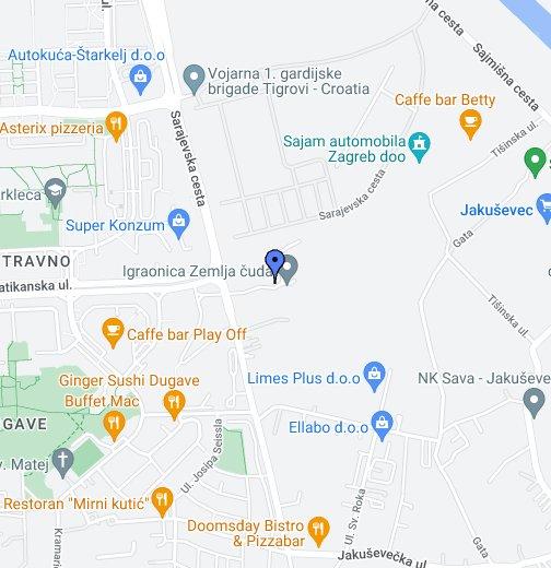 Obokov D O O Google My Maps