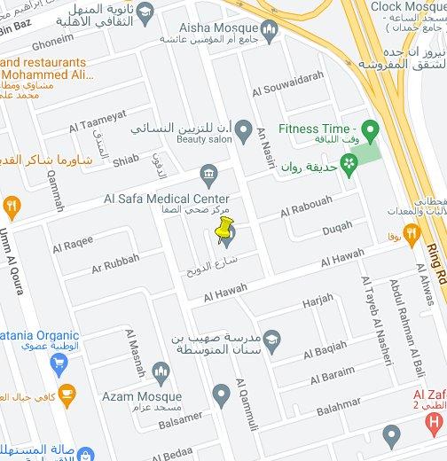 Jame3 Al Thenaian Google My Maps