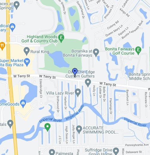 Map Of Bonita Springs Florida Bonita Springs   Google My Maps