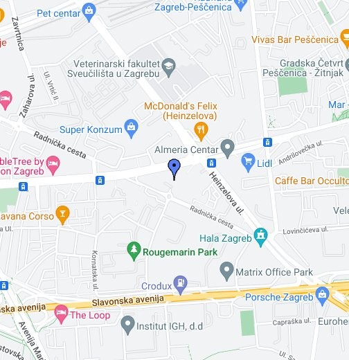 Dr Anton Krnic Poliklinika Sinteza Google My Maps