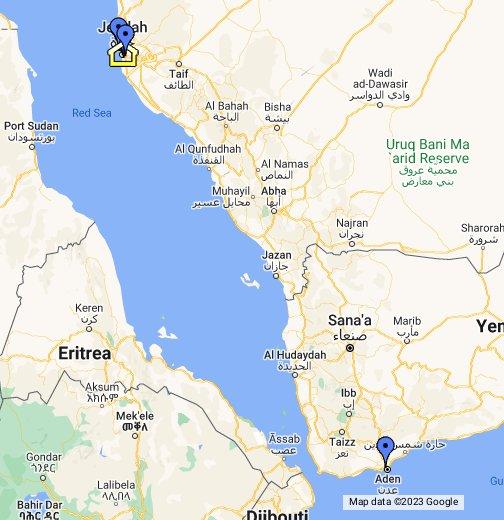 خريطة قوقل Google My Maps