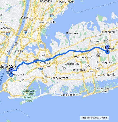 Driving Directions To One Canon Park Melville Ny 11747