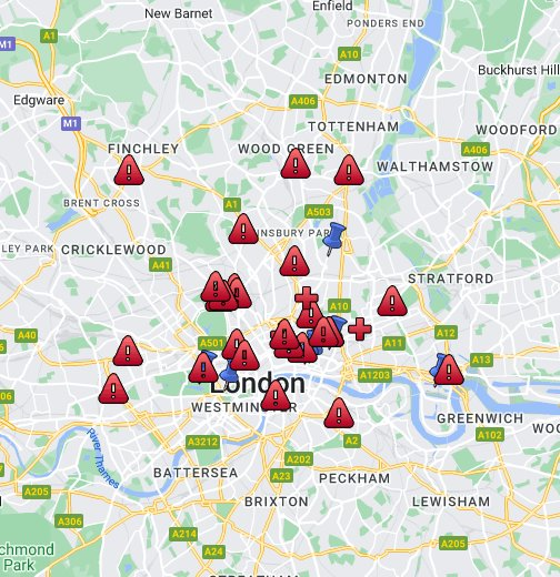 Banksy   Top current London locations (artofthestate.co.uk