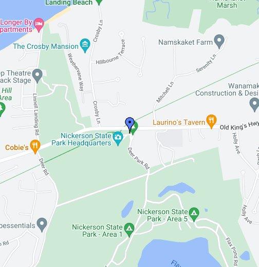 Nickerson State Park - Google My Maps