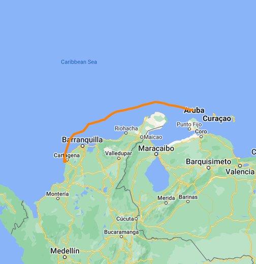 Page Aruba to Cartagena - Google My Maps on quito map, medellín, santa marta, london map, gran colombia, alcoy map, montevideo map, san juan, el puerto de santa maria map, colombia map, lima map, havana map, santiago map, bogota map, sierra nevada de santa marta map, santiago de cali, la paz, medellin map, panama city map, cerro de pasco map, barbados map, san salvador, buenos aires map, monterrey map, bridgetown map, guayaquil map, guatemala city, el dorado international airport map,