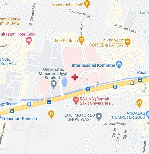 RSO MAP - Google My Maps