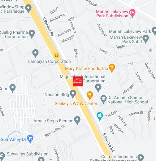 Ideas Map Of United Hills Village Paranaque On - Map of united hills village paranaque