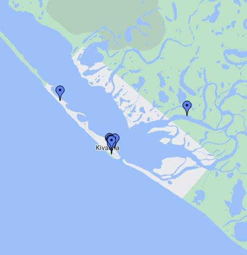 Kivalina Engineering Google My Maps