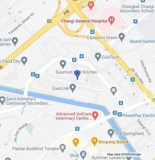 3015 Bedok North Street 5 - Google My Maps on