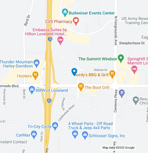 Realtors Loveland Colorado - Google My Maps