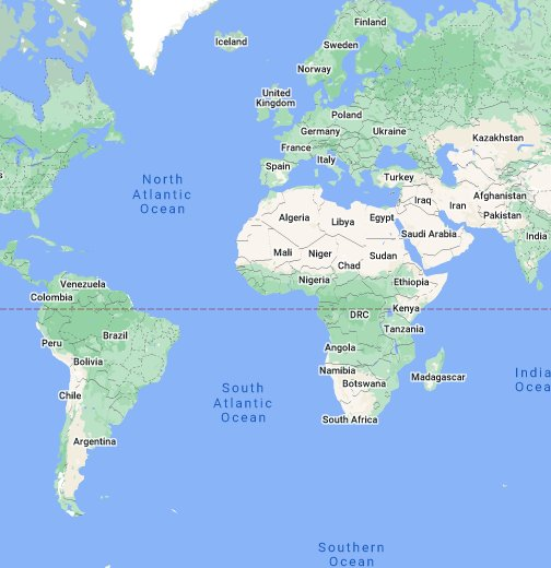 The Bike-sharing World Map - Google My Maps on
