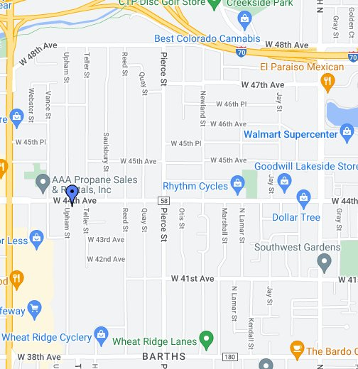 Used Furniture S Google My Maps, Wheat Ridge Used Furniture