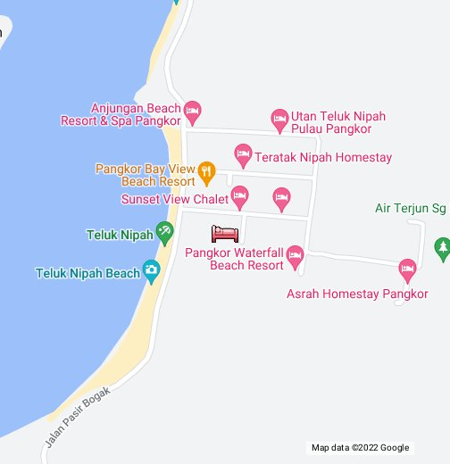 Havana Beach Resort, Pangkor Island - Google My Maps