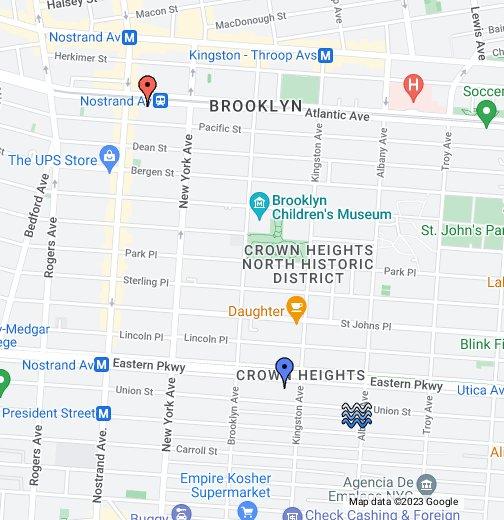 crown heights brooklyn map Crown Heights Google My Maps crown heights brooklyn map