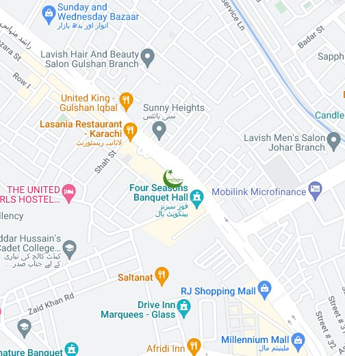 Host Pakistan - Google My Maps