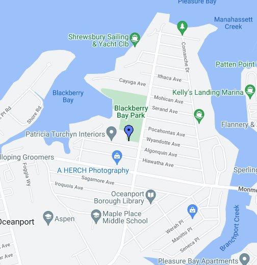Blackberry Bay Park - Google My Maps