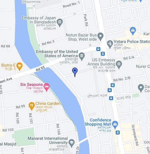Embassy of Nepal, Dhaka, Bangladesh - Google My Maps
