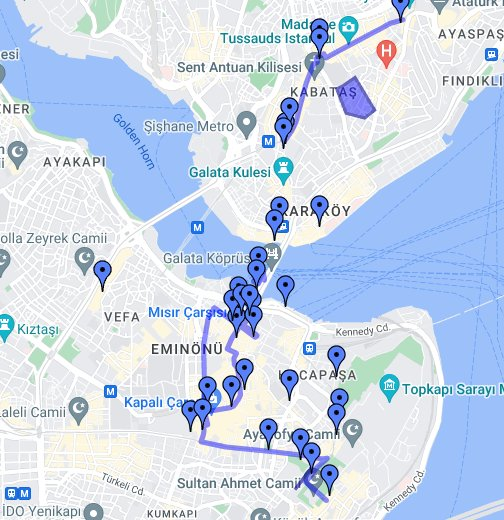 Map Of Istanbul Istanbul   Google My Maps Map Of Istanbul