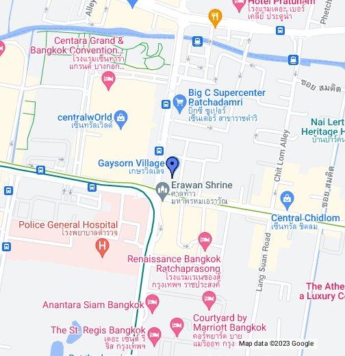 Gaysorn plaza bangkok google my maps gumiabroncs Image collections