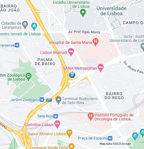 mapa espanha google Sofinloc   Lisboa   Google My Maps mapa espanha google