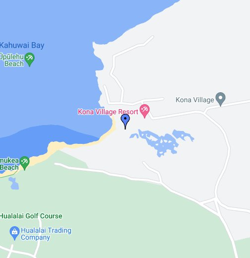 Kona Village Resort Google My Maps