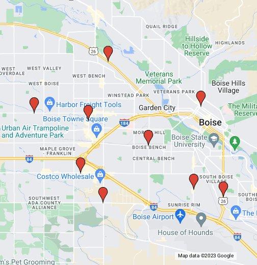 dutch bros boise locations