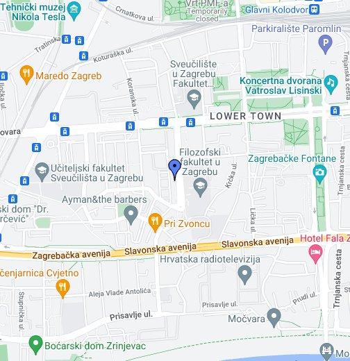 Basf Croatia D O O Google My Maps