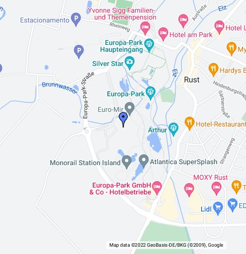 Europa Park Karte.Europapark Google My Maps