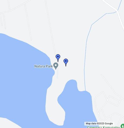 Natura Park - Jezioro Woświn w Trzebawiu