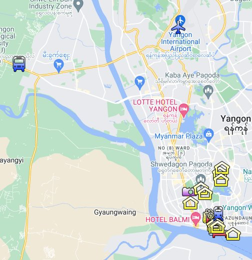 Yangon, Myanmar - Google My Maps on tegucigalpa street map, richards bay street map, riga street map, kampala street map, nagoya street map, myammar taunggyi city map, george town street map, colombo street map, ho chi minh city street map, sarajevo street map, rotterdam street map, chiang mai street map, guilin street map, qatar street map, benghazi street map, amman street map, multan street map, rangoon map, taipei city street map, zagreb street map,