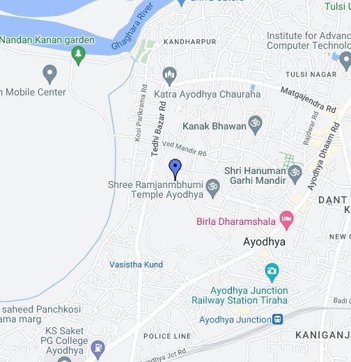 Masjid Babri   Google My Maps