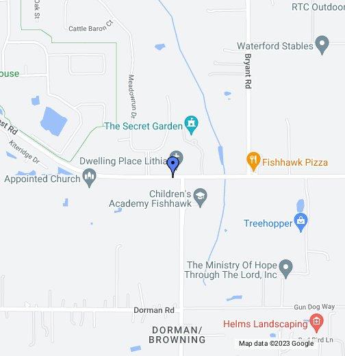 Lithia Florida Map Lithia, FL   Google My Maps