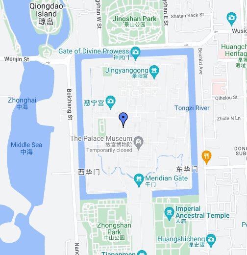 Forbidden City - Google My Maps on beijing map pdf, currency converter google, beijing map android, beijing landmarksd, beijing on map, beijing subway map 2013, beijing city tour map, beijing map world, beijing map baidu, beijing street map, beijing tourist map, beijing city map english,