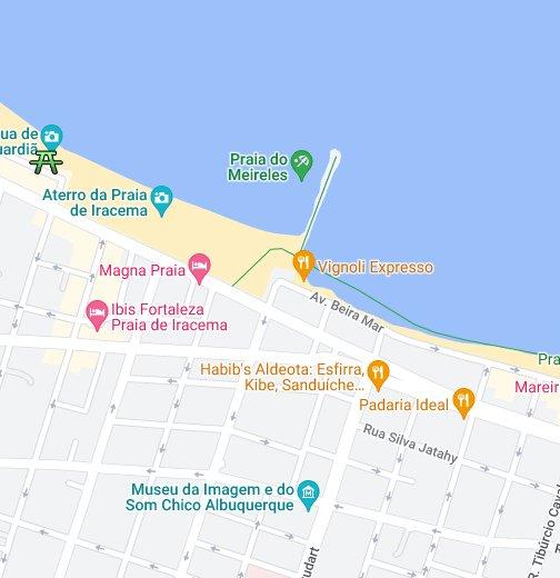 Fortaleza google my maps stopboris Images