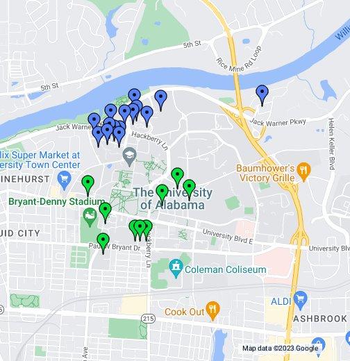 Collegeboxes Com At The University Of Alabama Tuscaloosa Al