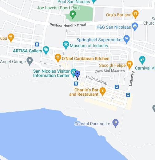 San Nicolas Community Museum - Google My Maps