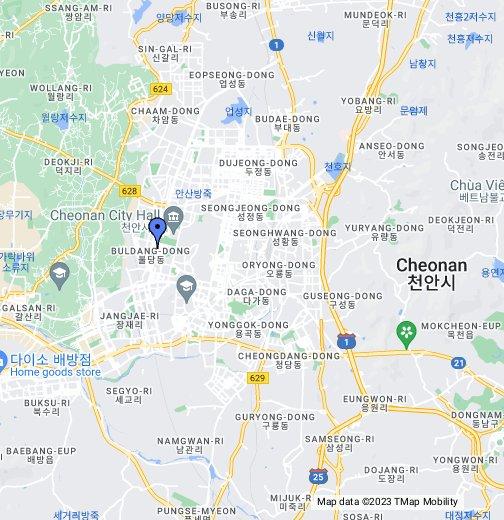 Pro-face Korea (Cheonan Office) - Google My Maps
