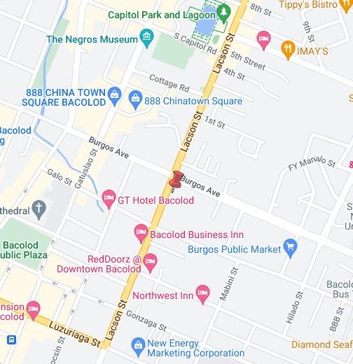 Bacolod City   Google My Maps